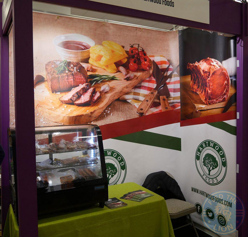 Speciality & Fine Food Fair Olympia Halal