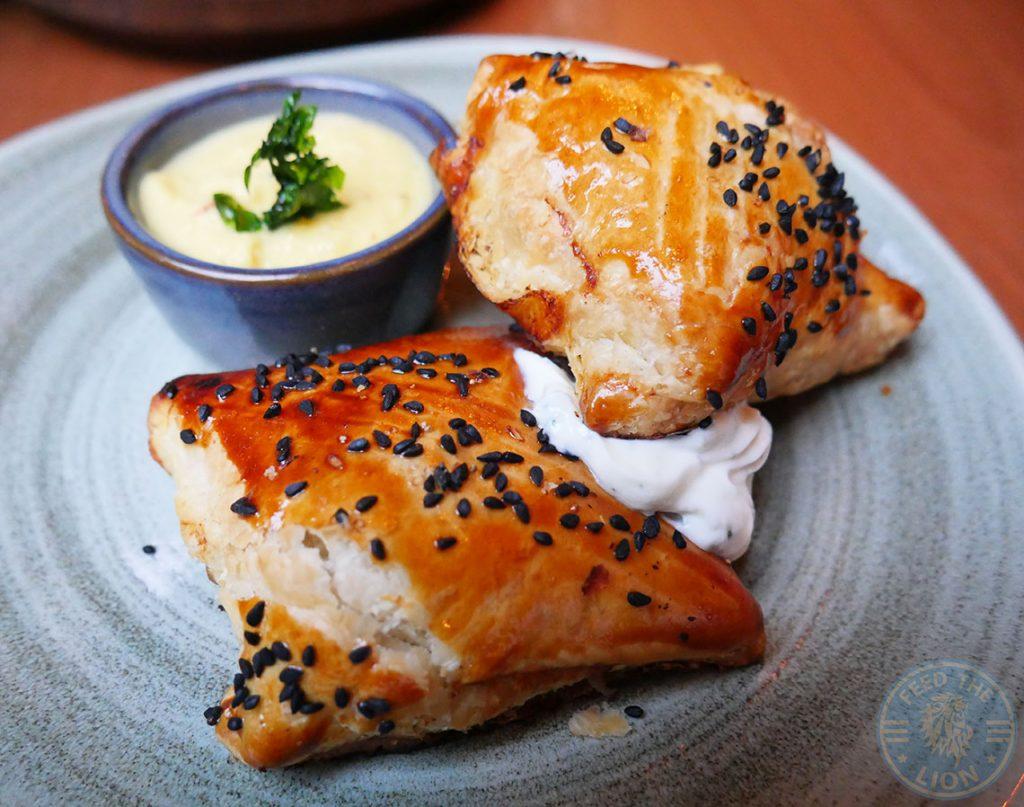 Laz Camden Halal Restaurant Turkish Meze Pastry