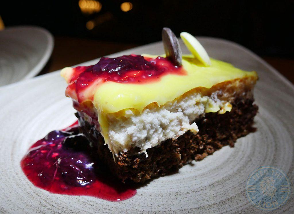 Laz Camden Halal Restaurant Turkish Dessert Cheesecake