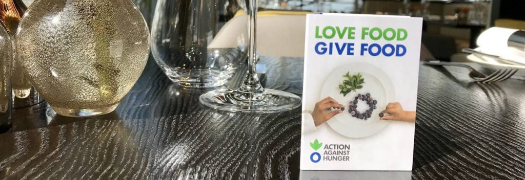 Action Against Hunger Love Food Give Food Halal