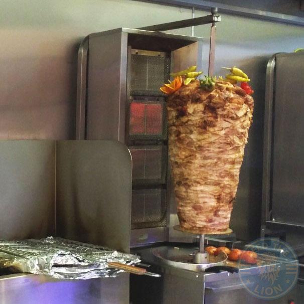 nanerj damascene cuisine edgware road london halal. Black Bedroom Furniture Sets. Home Design Ideas
