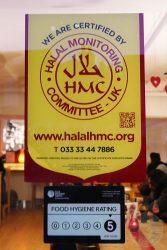 Proper Burgers Halal HMC London Restaurant