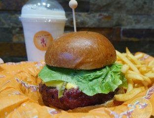 Tex Ann Harrow Halal Burger