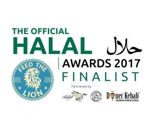 The official Halal awards feed the lion 2017