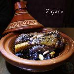 Tagine Zayane Michelin Star Halal Moroccan Notting Hill lamb shank
