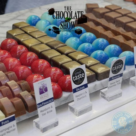 The Chocolate Show London Olympia 2017