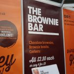 Brownie Bar The Chocolate Show London Olympia 2017 coco