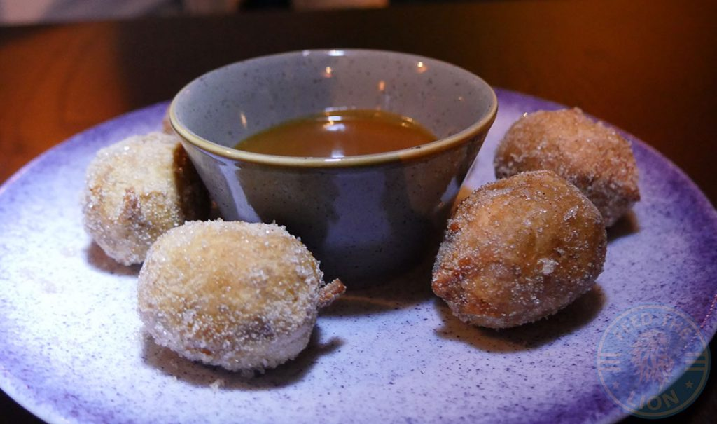 Drunch Regents Park Halal Food Restaurant dessert donut