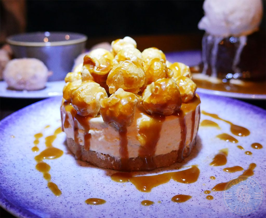 cheesecake Drunch Regents Park Halal Food Restaurant dessert