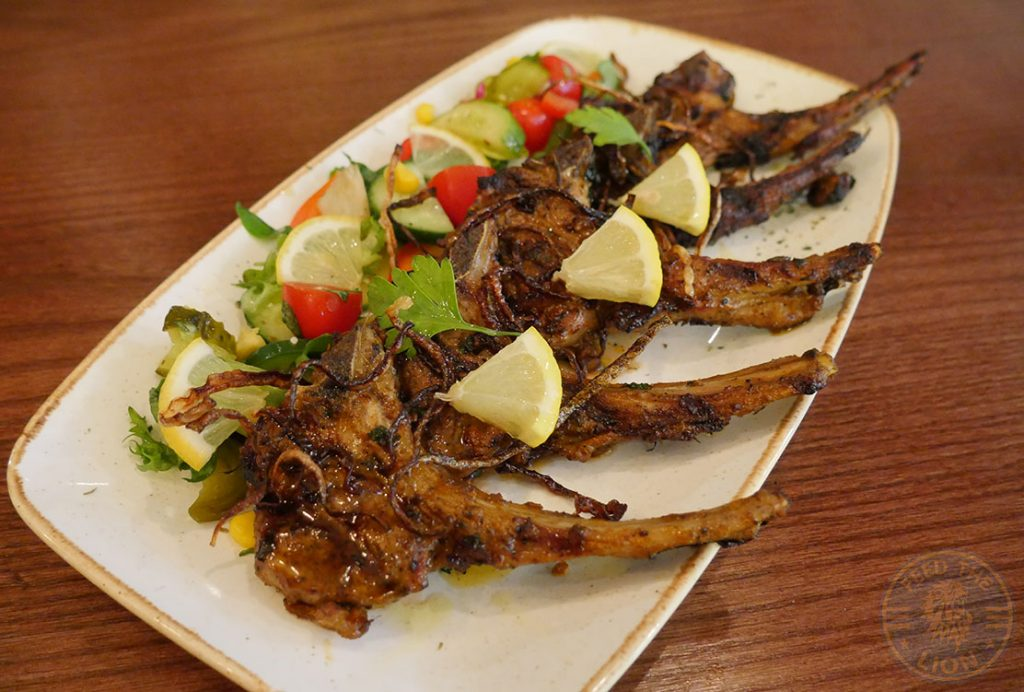 chops Gourmet Republic American Halal London Walthamstow Restaurant