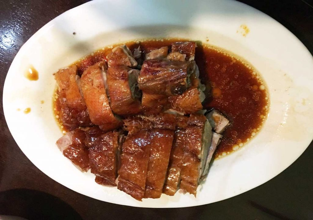 Noodle Oodle Bayswater Chinese Restaurant Roast Duck