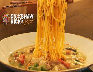 Rickshaw Ricks Halal Leicester Indian Food Restaurant