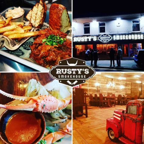 rusty's smokehouse steaks burgers birmingham