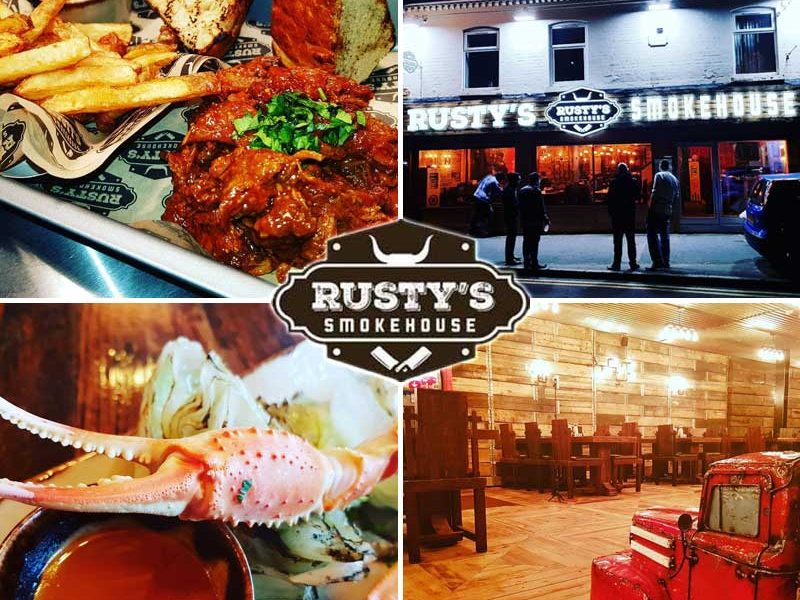 rusty's smokehouse steaks burgers birmingham