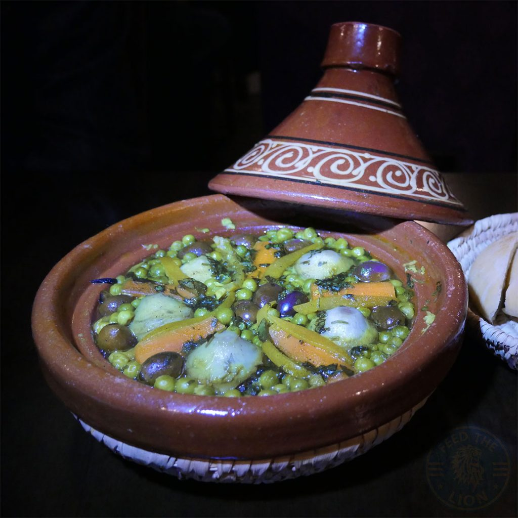 Tagine Zayane Michelin Star Halal Moroccan Notting Hill
