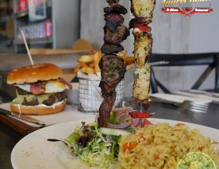 Laurel House St Albans Hertfordshire Burger Halal Food kebab