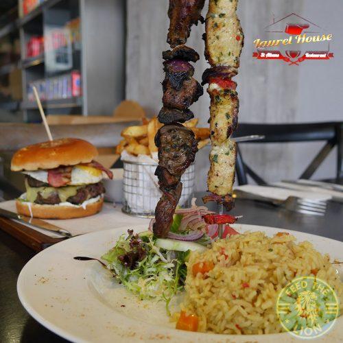 Laurel House St Albans Hertfordshire Burger Halal Food kebab