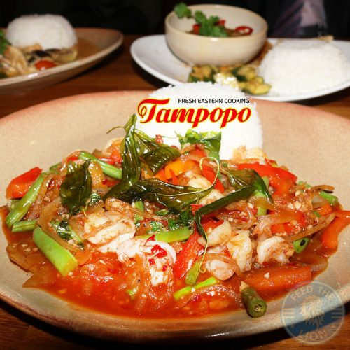 Tempopo Pan Asian Halal Manchester Restaurant Curry