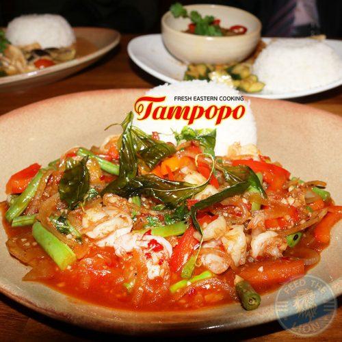 Tempopo Pan Asian Halal Manchester Restaurant Curry