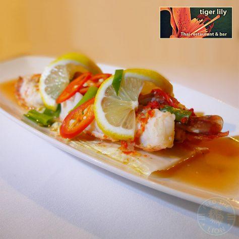 Tiger Lily Thai Restaurant London Osterley Halal