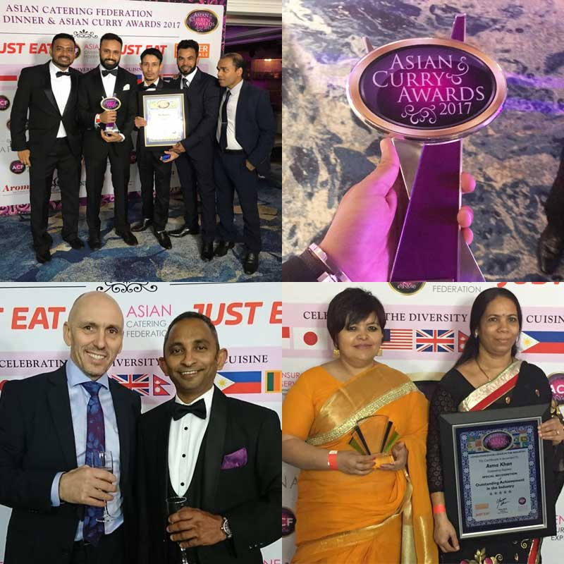 asian curry awards 2017
