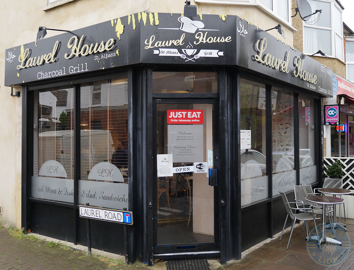 Laurel House Charcoal Grill St Albans Feed The Lion