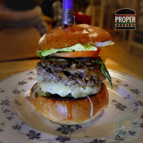 proper burger leyton halal hmc