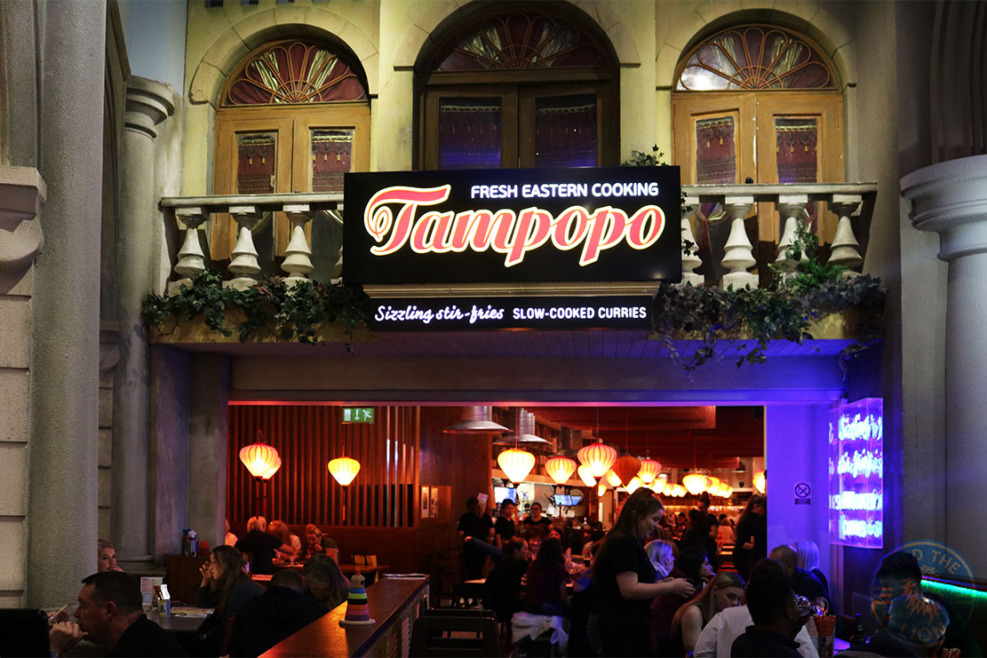 Tampopo Pan Asian Manchester Feed The Lion