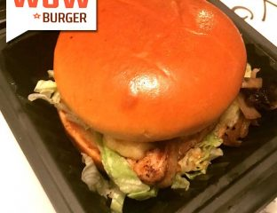 wow burger Halal restaurant leicester