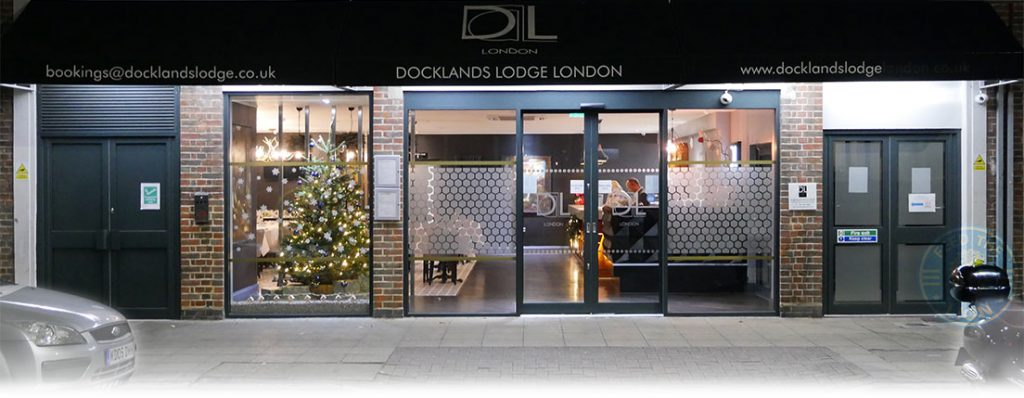 Canary Wharf Docklands Lodge The 2Four4 Lounge 244 Popular Halal London Restaurant