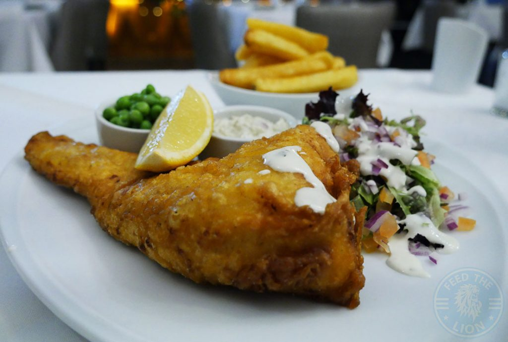 sea bass Canary Wharf Docklands Lodge The 2Four4 Lounge 244 Popular Halal London Restaurant