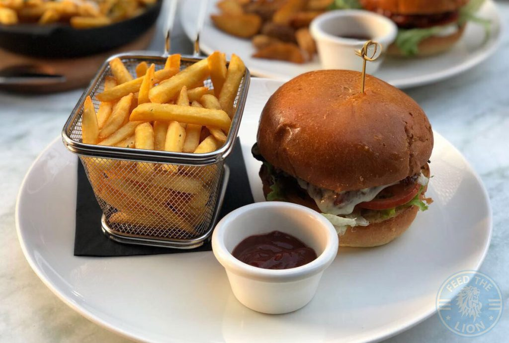 fries Suger Factory Dubai Halal Food Burger