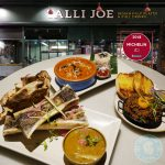 Talli Joe Indian Restaurant Covent Garden London Halal Shaftesbury Avenue