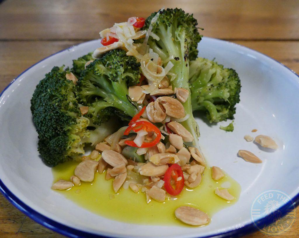 The Chicken Shop Halal Rotisserie Ealing Broadway Restaurant Broccoli