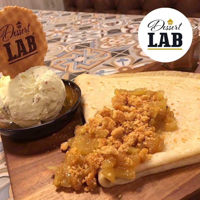 Dessert Lab Moseley Birmingham Halal Crepe Waffles Sundaes Henley Ice Cream