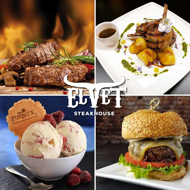 Elvet Steakhouse Steaks Burgers Forest Gate London