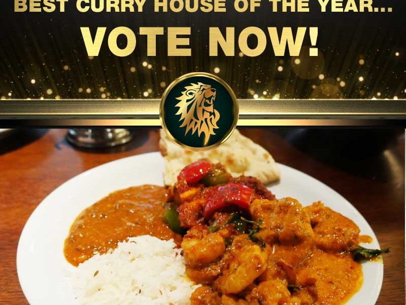 Curry House, Curry, best of, top 5