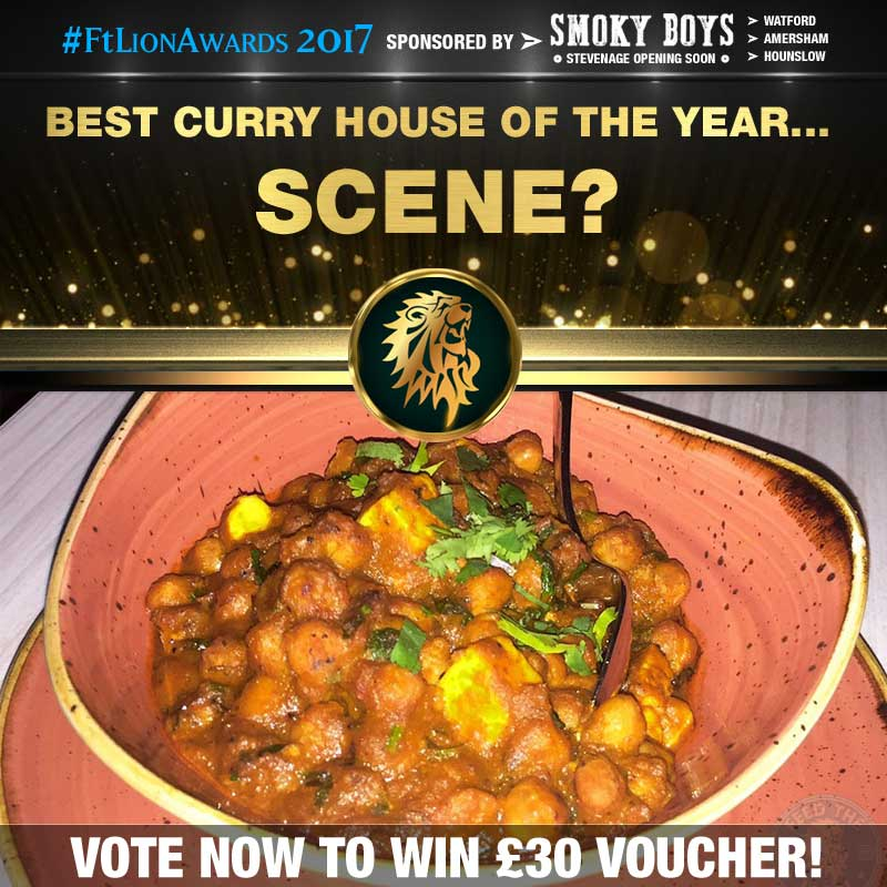 Curry House, Curry, best of, top 5, Scene, Manchester