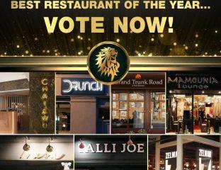 restaurants, best of, top 5, london,