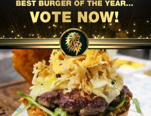 FtL Awards 2017 Halal Burgers of the Year