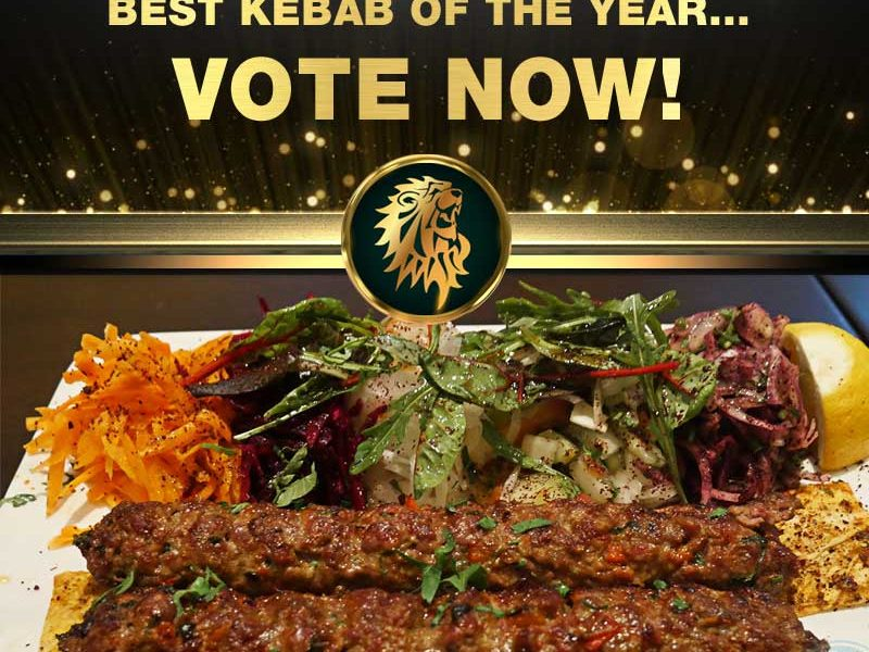 FtL Awards 2017 Halal Kebab of the Year