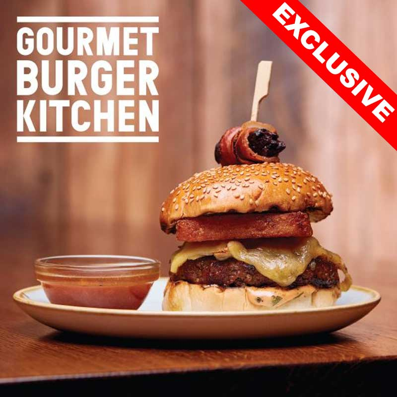 Burger Kitchen: Gourmet Burger Kitchen Oldham Goes 100% Halal