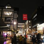 Kingly Court, Carnaby Street, Soho, London Halal