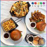 Suger Factory Dubai Halal Food Burger