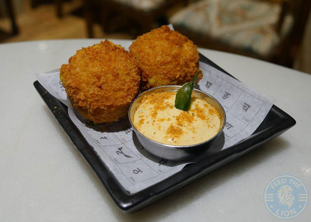Talli Joe Indian Restaurant Covent Garden London Halal Shaftesbury Avenue Crab