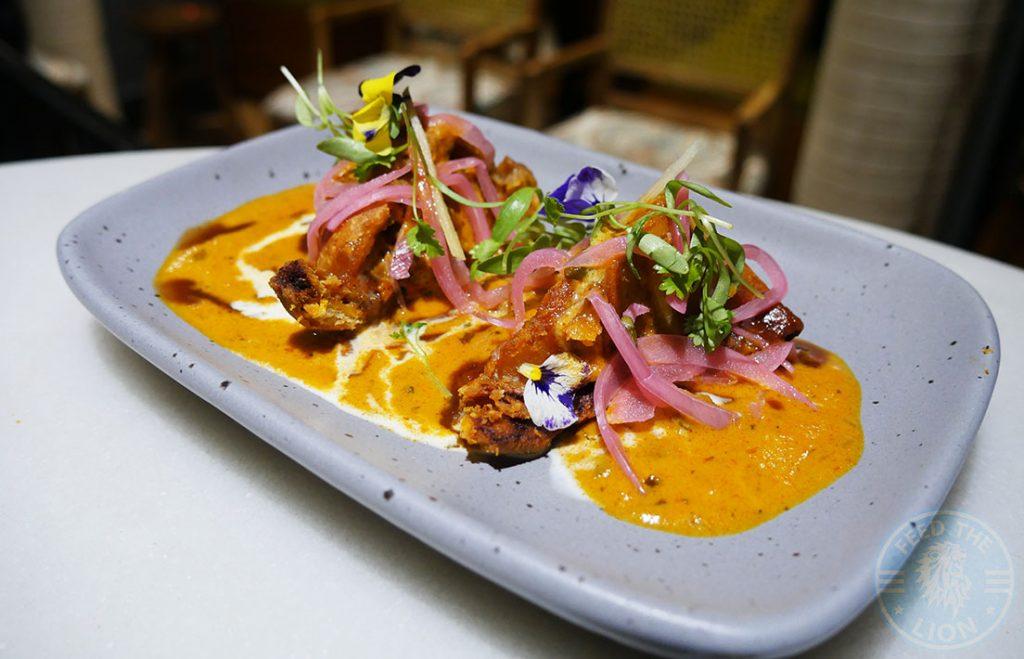 Talli Joe Indian Restaurant Covent Garden London Halal Shaftesbury Avenue chicken
