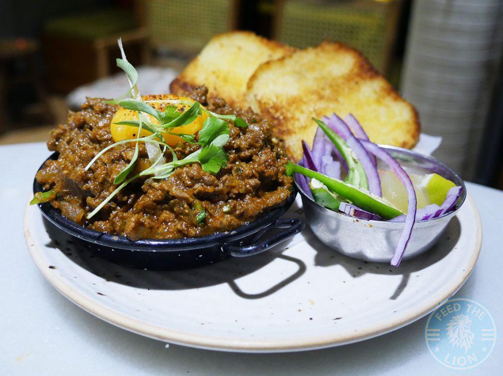 Talli Joe Indian Restaurant Covent Garden London Halal Shaftesbury Avenue Venison