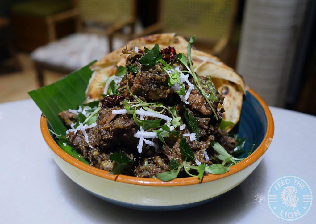 Talli Joe Indian Restaurant Covent Garden London Halal Shaftesbury Avenue Beef