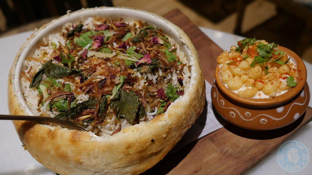 Biryani Talli Joe Indian Restaurant Covent Garden London Halal Shaftesbury Avenue