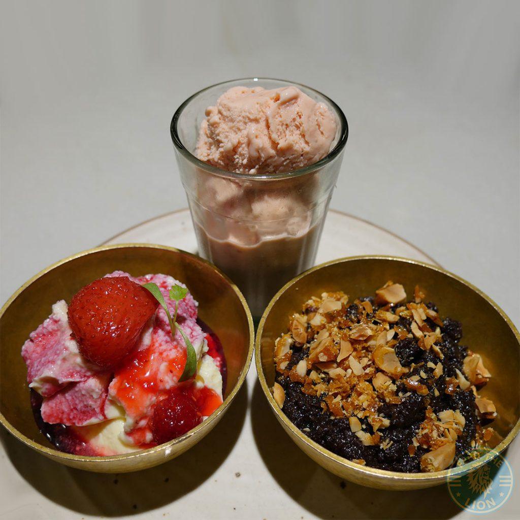 Talli Joe Indian Restaurant Covent Garden London Halal Shaftesbury Avenue desserts